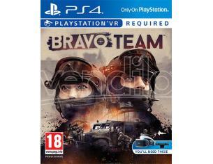 BRAVO TEAM SPARATUTTO - PLAYSTATION 4