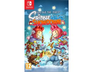 SCRIBBLENAUTS SHOWDOWN PARTY GAME - NINTENDO SWITCH