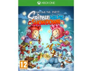 SCRIBBLENAUTS SHOWDOWN PARTY GAME - XBOX ONE