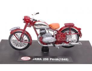 Abrex ABM006 MOTO JAWA 250 PERAK 1948 AMARANT 1:18 Modellino