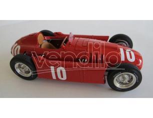 CMC CMC178 LANCIA D50 E.CASTELLOTTI 1955 N.10 2nd PAU GRAND PRIX 1:18 Modellino