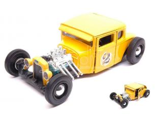 Maisto MI31354Y FORD MODEL A 1929 YELLOW 1:24 Modellino