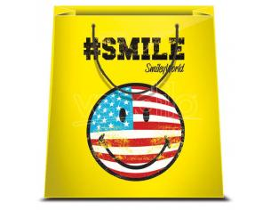 SHOPPER SMILEY - TAGLIA M ALTRI GENERI GADGET
