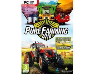 PURE FARMING 2018 SIMULAZIONE - GIOCHI PC