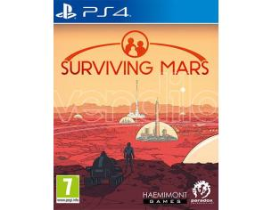 SURVIVING MARS SIMULAZIONE - PLAYSTATION 4