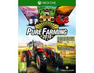 PURE FARMING 2018 SIMULAZIONE - XBOX ONE