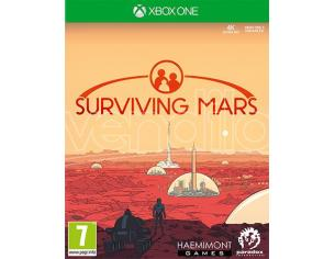 SURVIVING MARS SIMULAZIONE - XBOX ONE