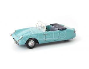 Autocult ATC03013 BERKELEY T60 DREIRAD 3-WHEELER 1960 ACQUAMARINE 1:43 Modellino