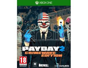 PAY DAY 2 CRIMEWAVE EDITION SPARATUTTO - XBOX ONE