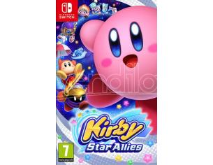 KIRBY STAR ALLIES AVVENTURA - NINTENDO SWITCH