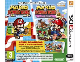 MARIO VS D. KONG: MINIS MARCH AGAIN (DL) PUZZLE - NINTENDO 3DS