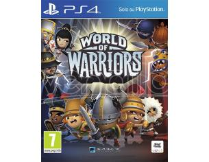 WORLD OF WARRIORS AZIONE - PLAYSTATION 4