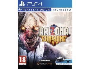 ARIZONA SUNSHINE SPARATUTTO - PLAYSTATION 4