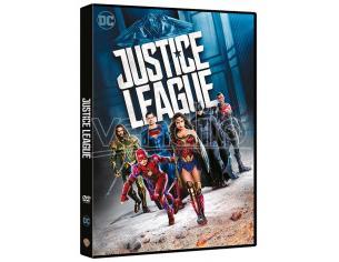 JUSTICE LEAGUE FANTASCIENZA - DVD