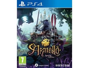 ARMELLO: SPECIAL EDITION GIOCO DI RUOLO (RPG) - PLAYSTATION 4