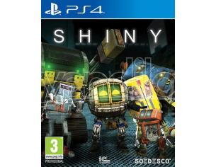 SHINY AZIONE - PLAYSTATION 4