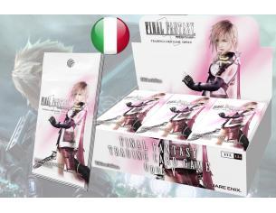 SQUARE ENIX FFTCG OPUS V BOOSTERS BOX ITALIAN (36) GIOCO DA TAVOLO