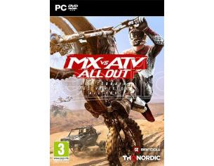 MX VS ATV ALL OUT GUIDA/RACING - GIOCHI PC