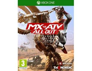 MX VS ATV ALL OUT GUIDA/RACING - XBOX ONE
