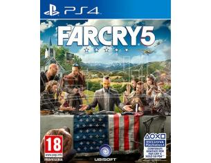 FAR CRY 5 SPARATUTTO - PLAYSTATION 4
