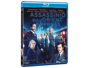 ASSASSINIO SULL'ORIENT EXPRESS THRILLER - BLU-RAY