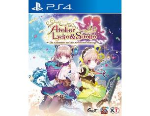 ATELIER LYDIE & SUELLE: ALCHEMISTS M.P GIOCO DI RUOLO (RPG) - PLAYSTATION 4