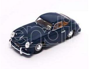 Hot Wheels LDC43218BL PORSCHE 356 1956 DARK BLUE 1:43 Modellino