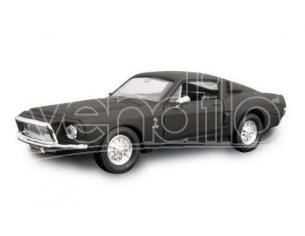 Hot Wheels LDC94214MBK SHELBY GT-500KR 1968 MATT BLACK 1:43 Modellino