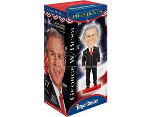 ROYAL BOBBLES GEORGE W. BUSH HK HEADKNOCKER