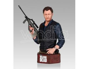 GENTLE GIANT WALKING DEAD THE GOVERNOR MINI BUST BUSTO