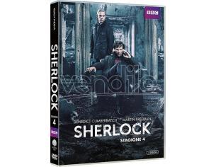 SHERLOCK 4 SERIE TV - DVD