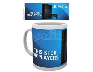 Gb Eye Ps4 - This Is For The Players Tazza