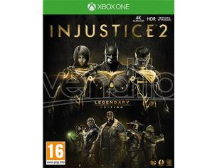 INJUSTICE 2 LEGENDARY EDITION GOTY PICCHIADURO - XBOX ONE