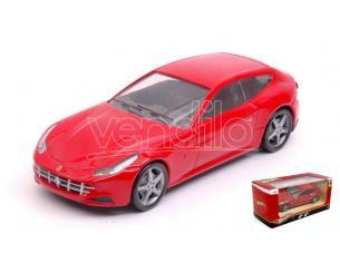 Hot Wheels HWX5534 FERRARI FF RED 1:43 Modellino
