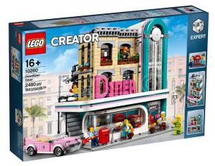 LEGO CREATOR 10260 - DINER AMERICANO SPECIALE COLLEZIONISTI