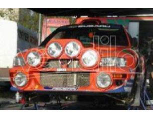 Trofeu TFDERY04L SUBARU IMPREZA WRC 1st DEUT.RALLYMEIST.2000 KREMER-WICHA W/LIGHTS 1:43 Modellino