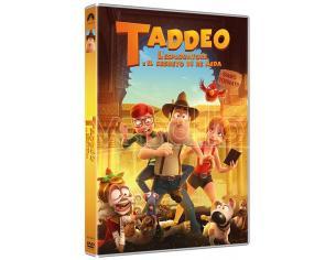 TADDEO ESPLORATORE-IL SEGRETO DI RE MIDA ANIMAZIONE - DVD