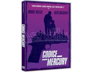 CODICE MERCURY AZIONE - DVD