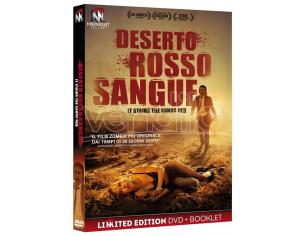 DESERTO ROSSO SANGUE LTD.ED(DVD+BOOKLET) HORROR - DVD