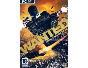 WANTED WEAPONS OF FATE SPARATUTTO - GIOCHI PC