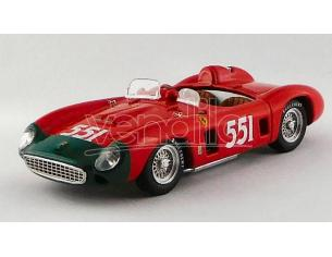Art Model AM0385 FERRARI 860 MONZA N.551 2nd MM 1956 P.COLLINS-L.KLEMENTASKI 1:43 Modellino