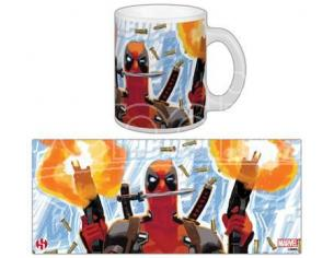 SEMIC DEADPOOL GUERRILLA MUG TAZZA