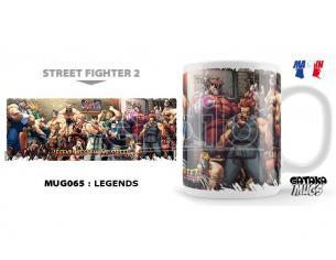 NEKOWEAR STREET FIGHTER LEGENDS MUG TAZZA
