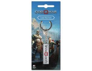 GAYA ENTERTAINMENT GOD OF WAR LOGO KEYCHAIN PORTACHIAVI