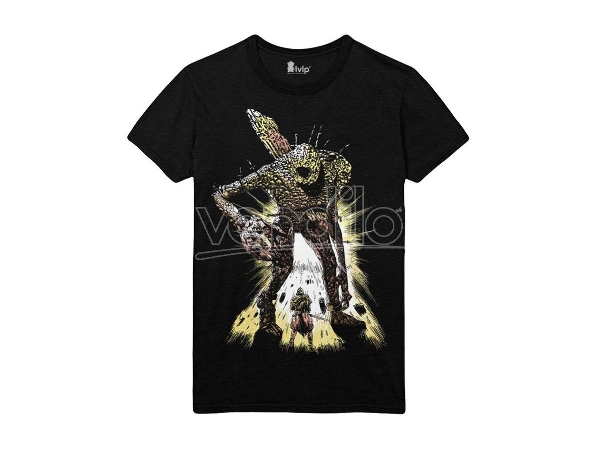 GAYA ENTERTAINMENT T-SHIRT DARK SOULS BIG BOSS TAGLIA XL T-SHIRT