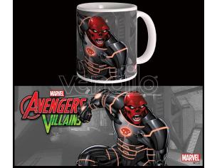 SEMIC AVENGERS VILLAINS RED SKULL MUG TAZZA