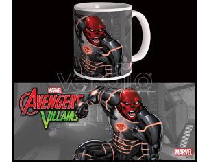Semic Avengers Villains Red Skull Tazza