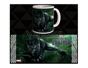SEMIC BLACK PANTHER JUNGLE MUG TAZZA