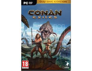 CONAN EXILES DAY ONE EDITION GIOCO DI RUOLO (RPG) - GIOCHI PC
