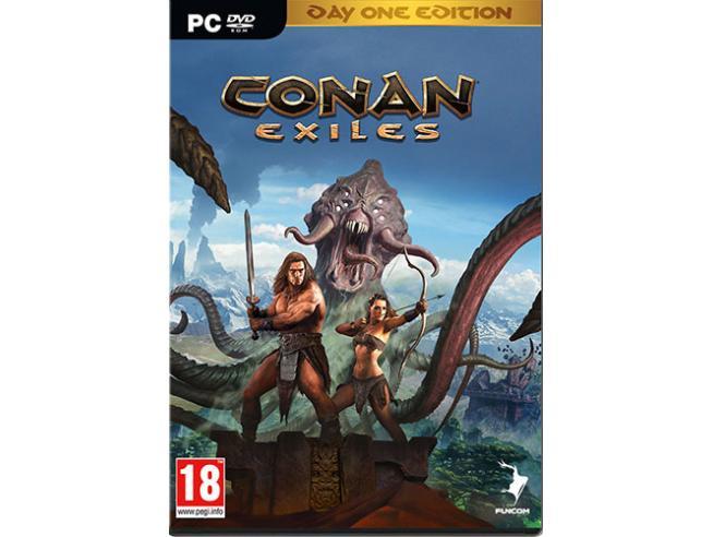 CONAN EXILES DAY ONE EDITION GIOCO DI RUOLO (RPG) - GIOCHI PC